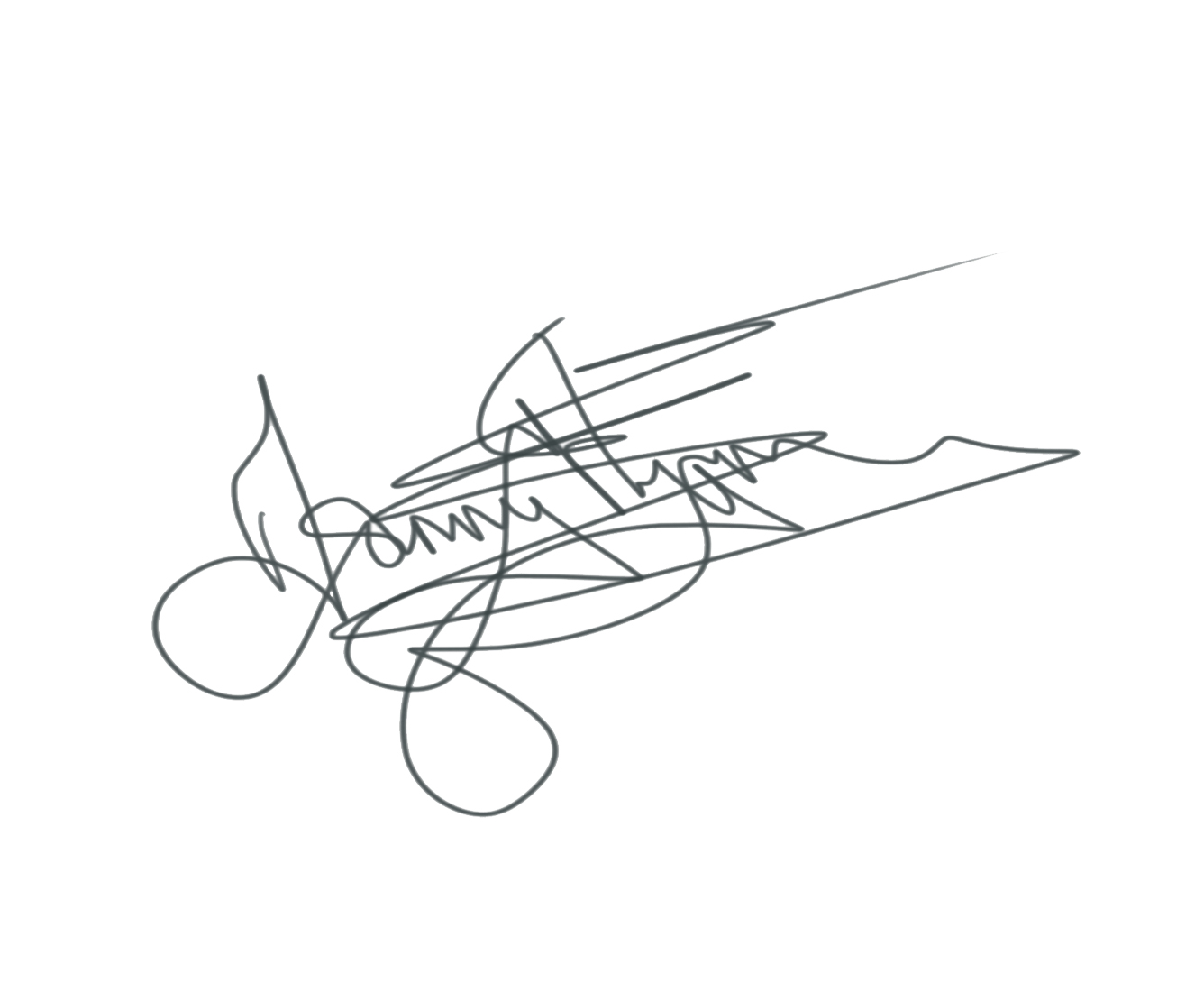 Danny Flynn's Signature