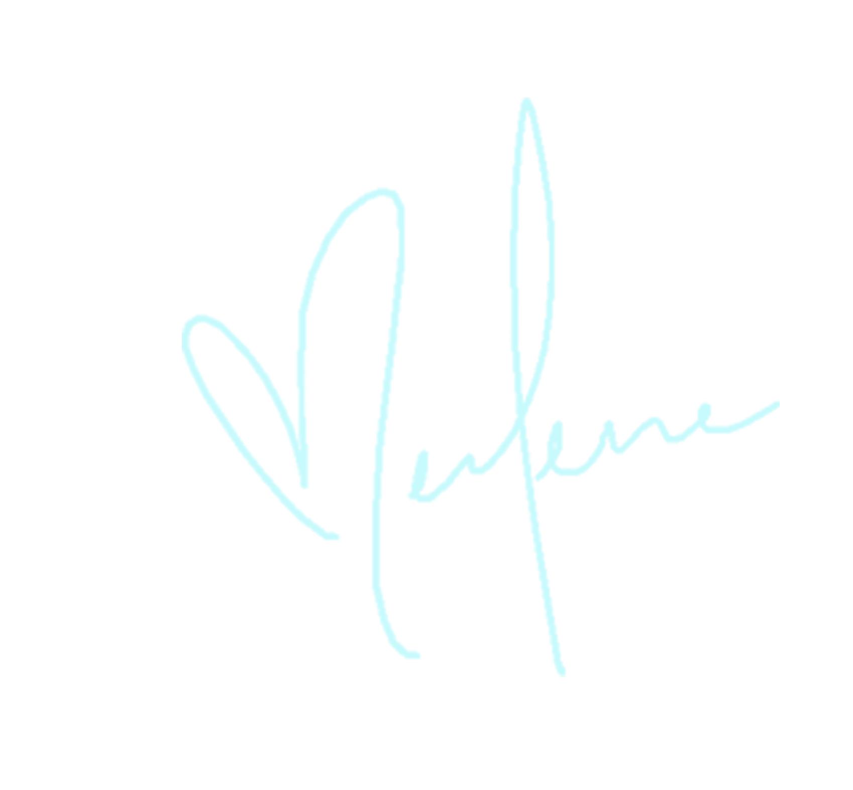 Merlene Nyembo's Signature