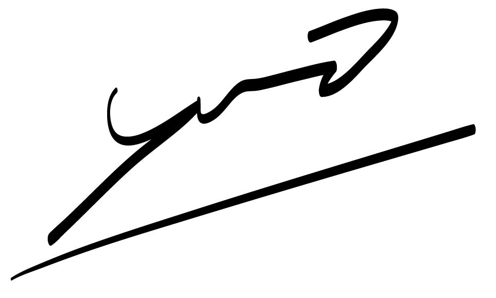 Boonyarit Arunkoon's Signature