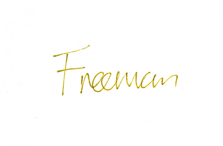 Freeman uk's Signature