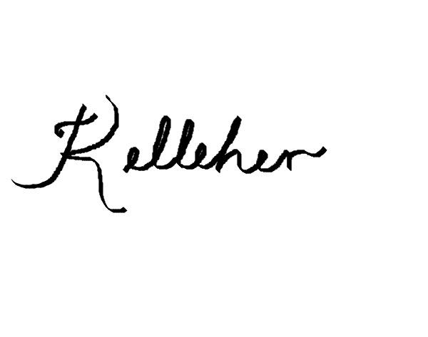 Terri Kelleher's Signature