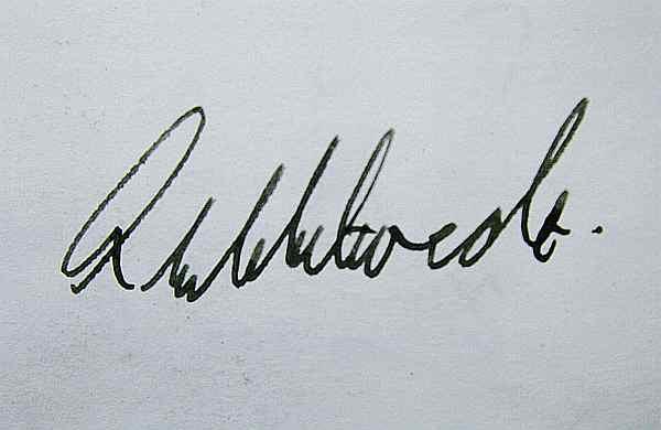Anders Mykkeltvedt's Signature