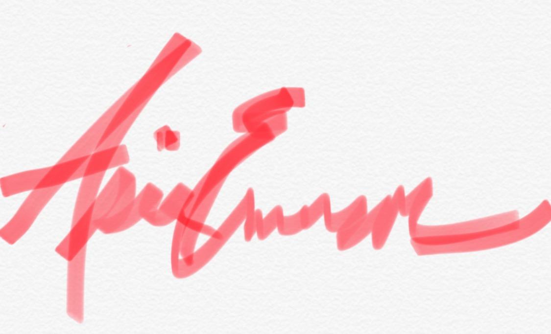 Asia Emerson's Signature