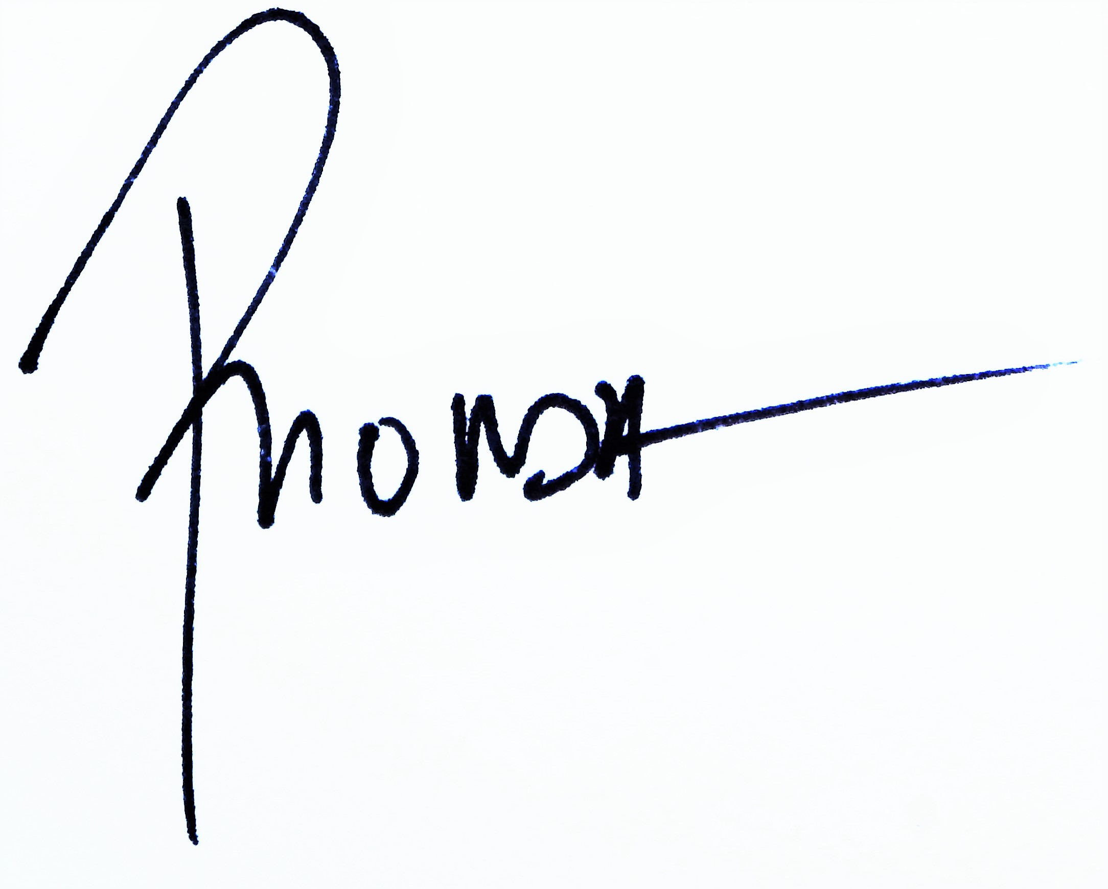 Rhonda LISA's Signature