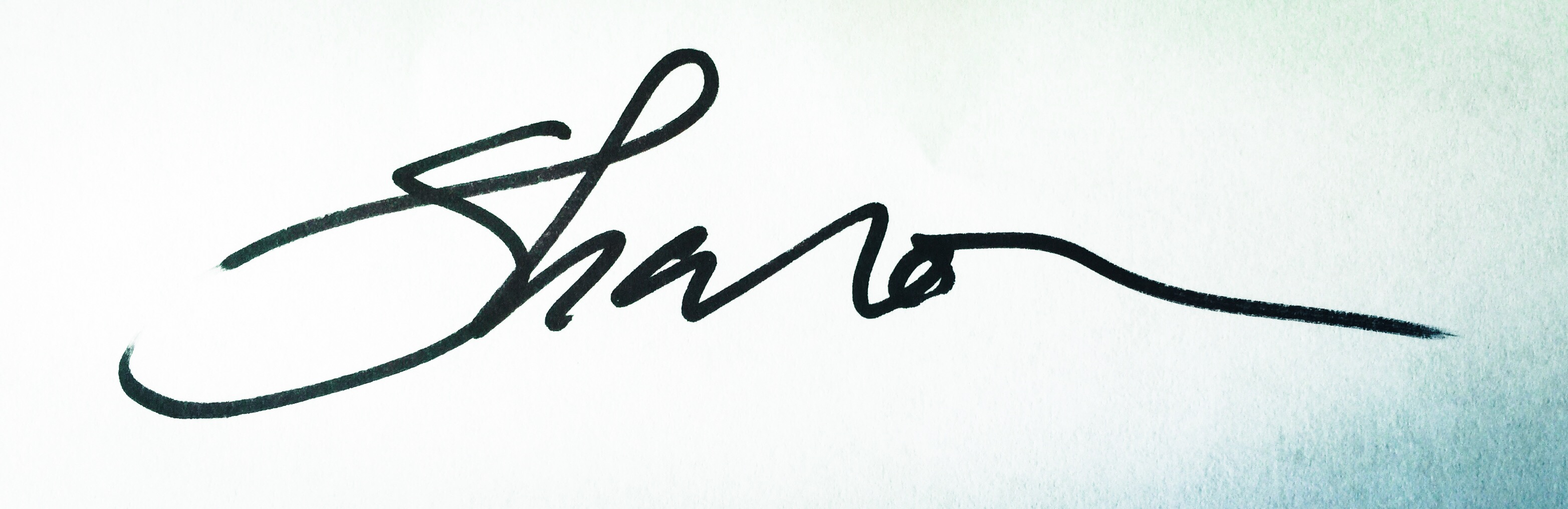 Sharon joy Ng's Signature