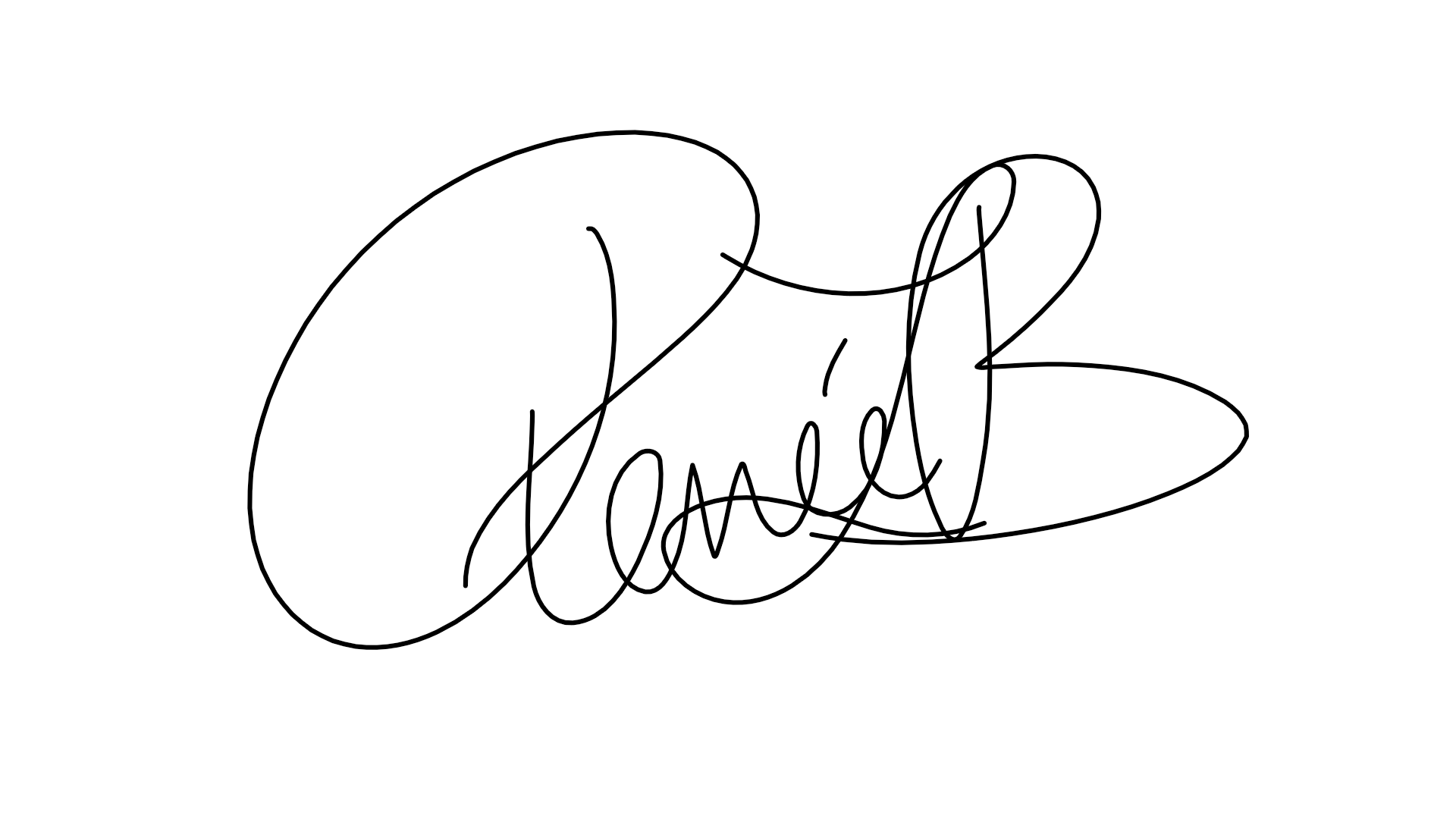 Renee Bauman's Signature