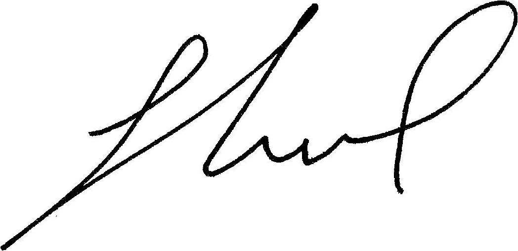 gary smith's Signature