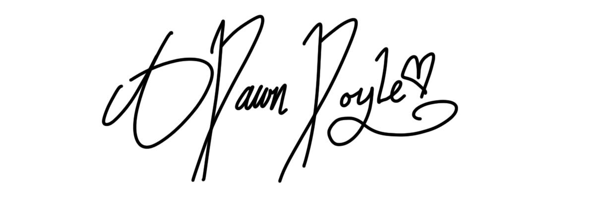 Amanda Doyle's Signature