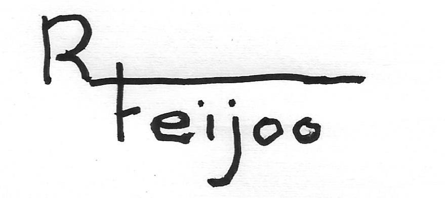 Rosa Feijoo's Signature