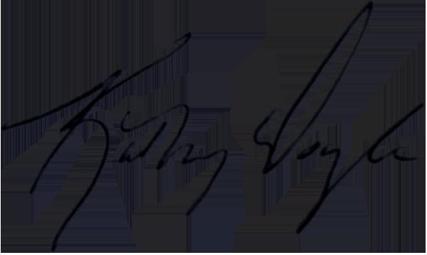 Kathleen Doyle's Signature