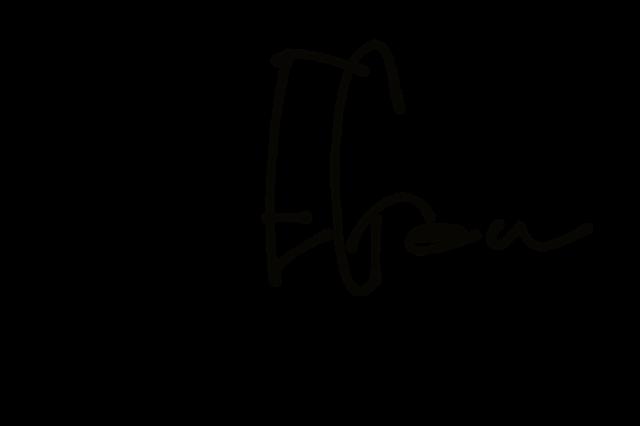 Erica Genece's Signature