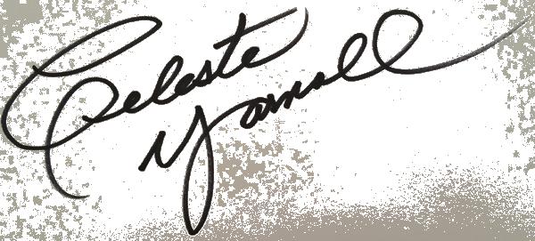Celeste Yarnall's Signature