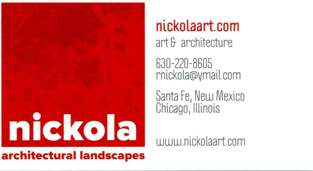 Robert Nickola's Signature