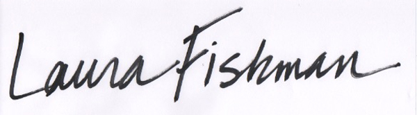 Laura Fishman's Signature