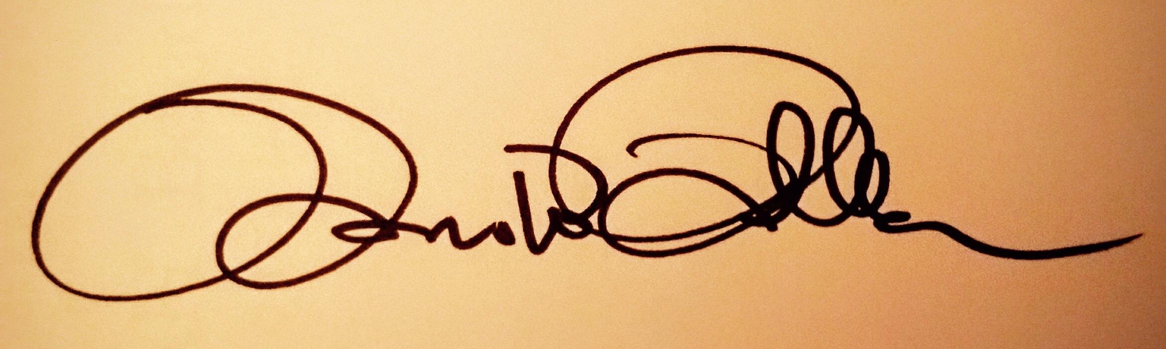 Leonardo Lanzolla's Signature