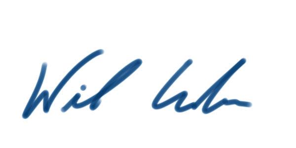 Wilmer Cuba's Signature
