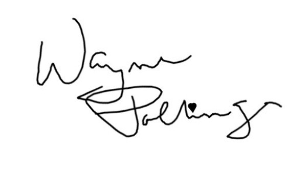 wayne pollinger's Signature