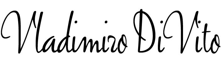 Vladimiro Di Vito's Signature