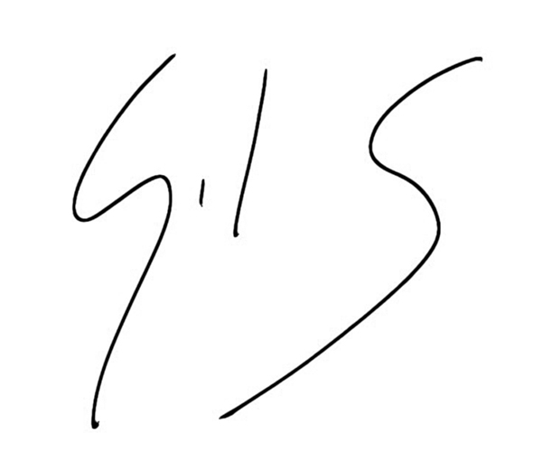 Jose Gil de Sagredo's Signature