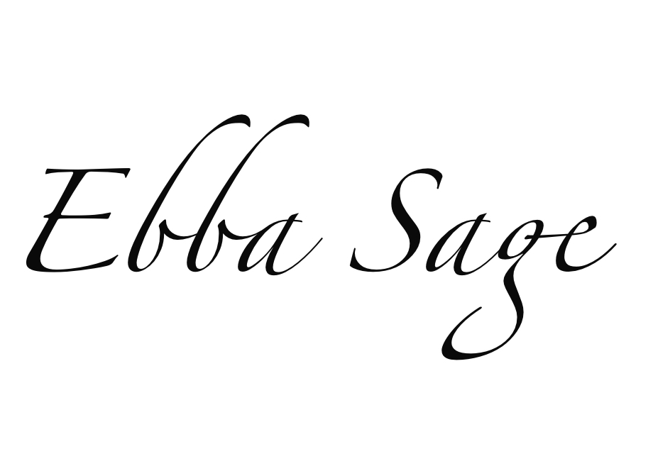 ebba  sage's Signature