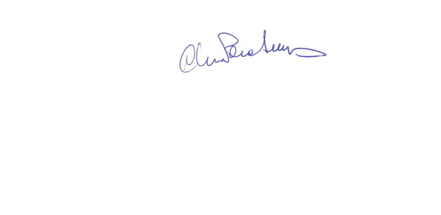 CHIARA Pala De Murtas's Signature