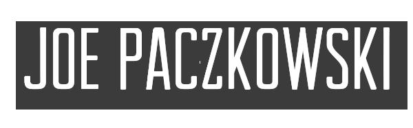 joe paczkowski's Signature