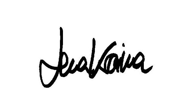 Lena Kraima's Signature
