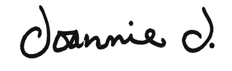 Joannie Johnson's Signature