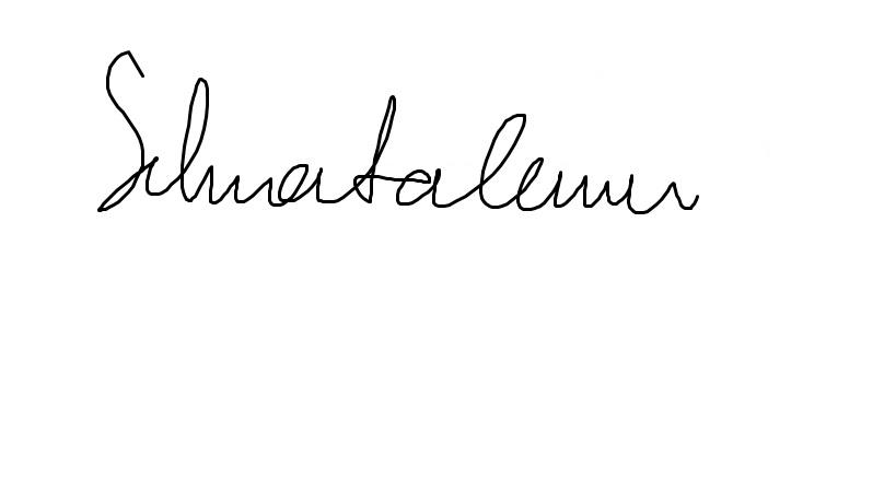 selma talema's Signature
