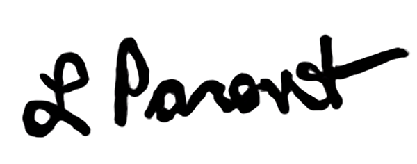 Leslie Parent's Signature