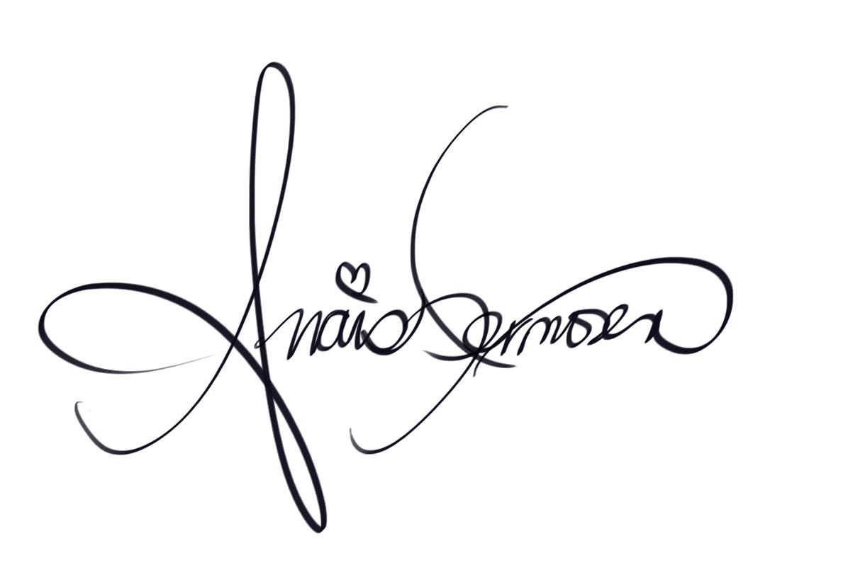 ANAIS GERMOSEN's Signature