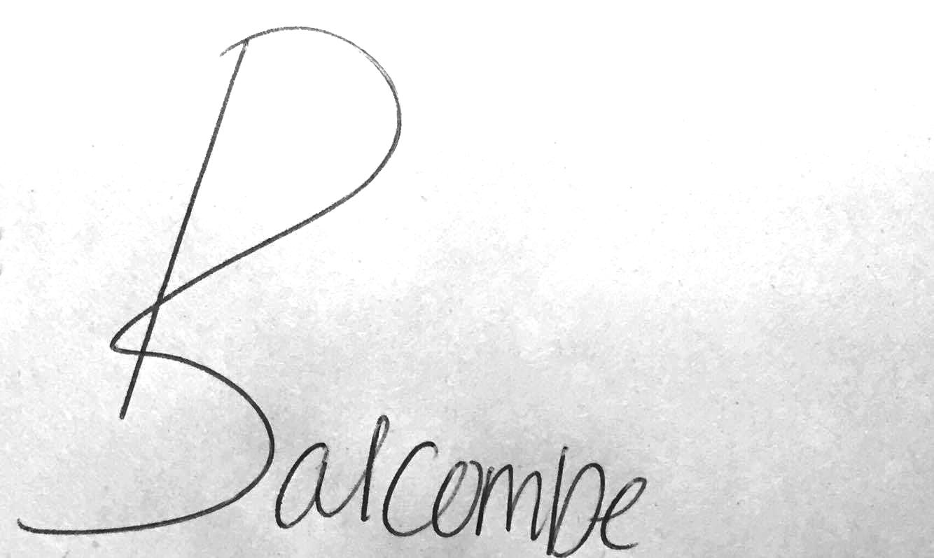 Chloe Balcombe's Signature