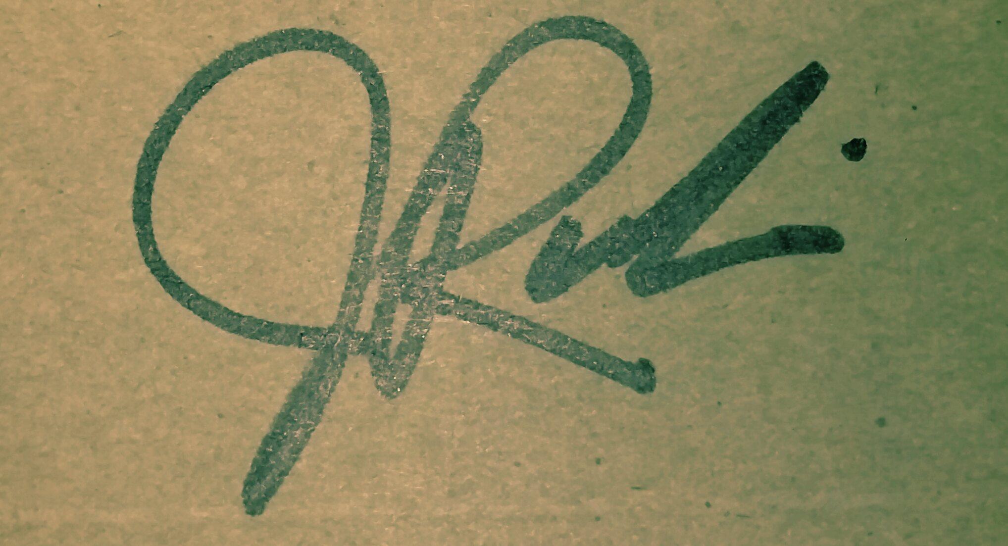 Jesse Rubio's Signature