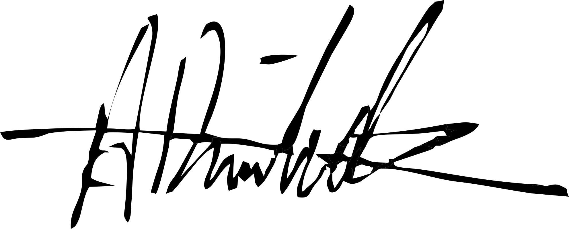 Ann-Marie Drinkell's Signature