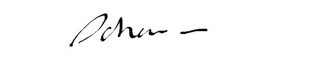 Rowland Scherman's Signature