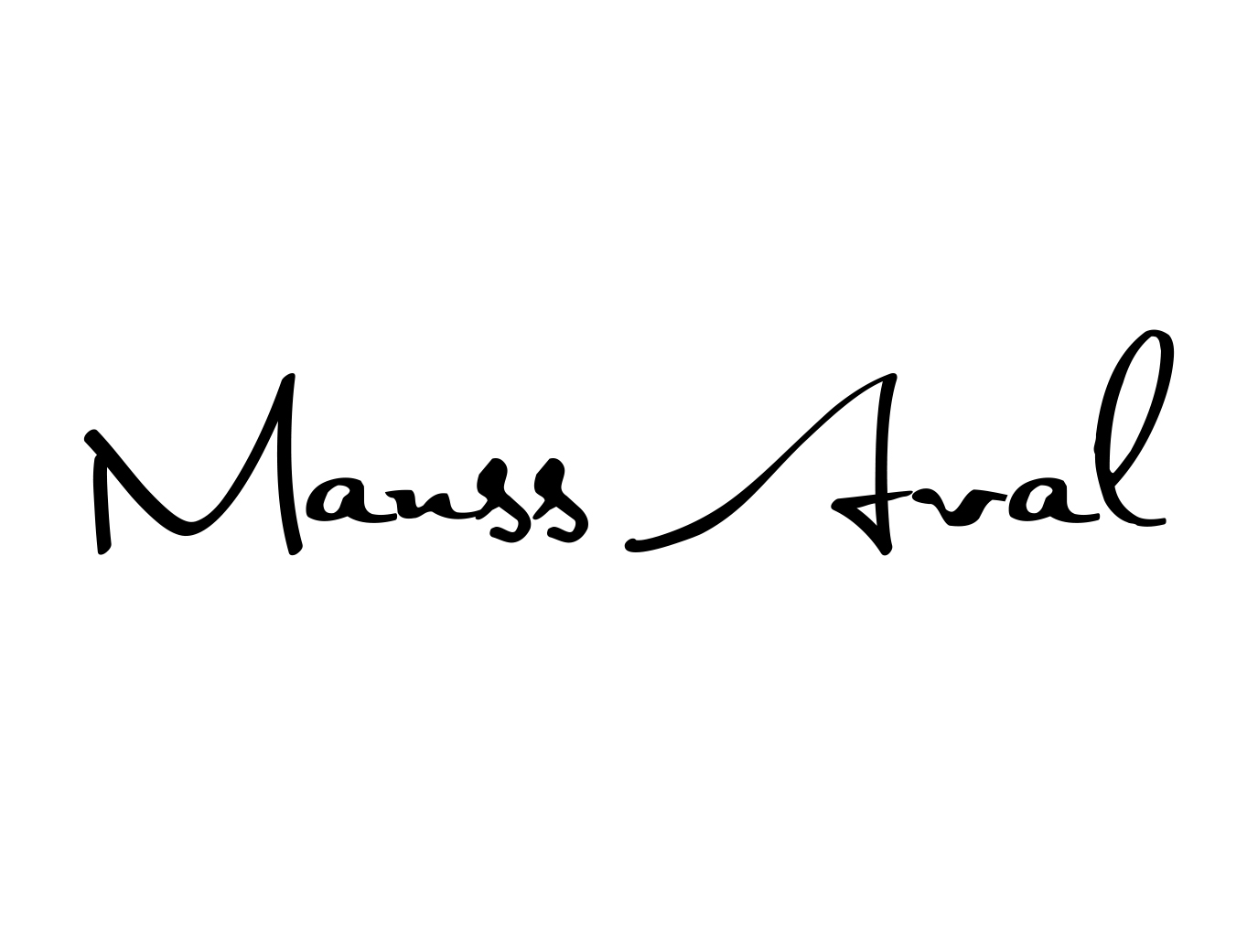 Manss Aval's Signature