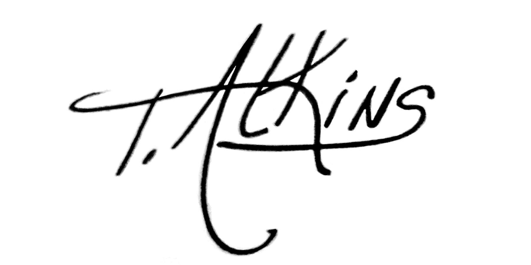 Teri Atkins Brown's Signature