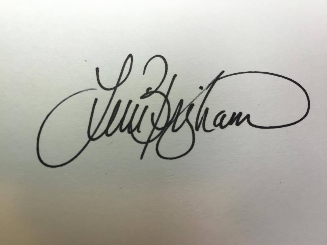 terri brigham's Signature