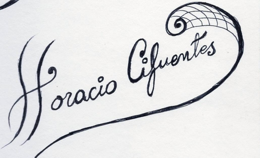 horacio cifuentes's Signature