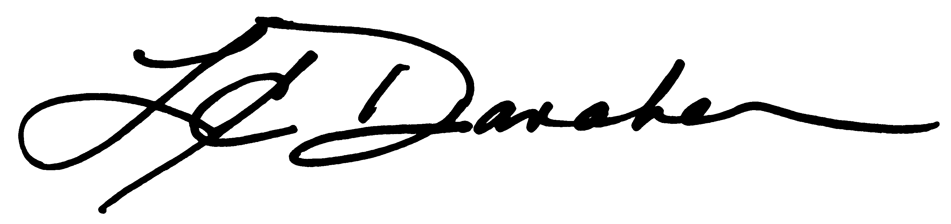 Lin Danaher's Signature