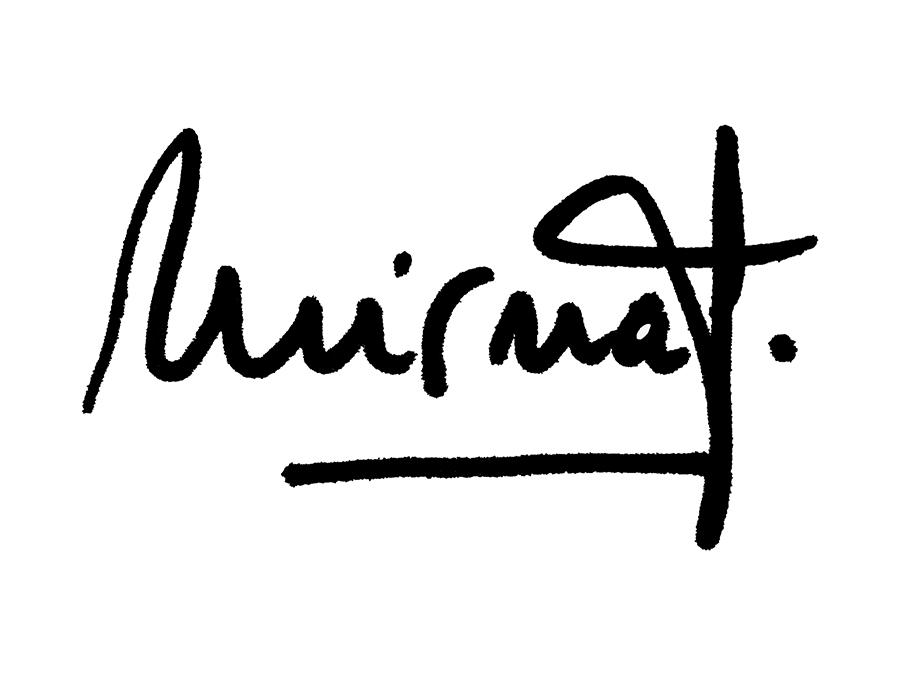 Mirna Hidalgo's Signature