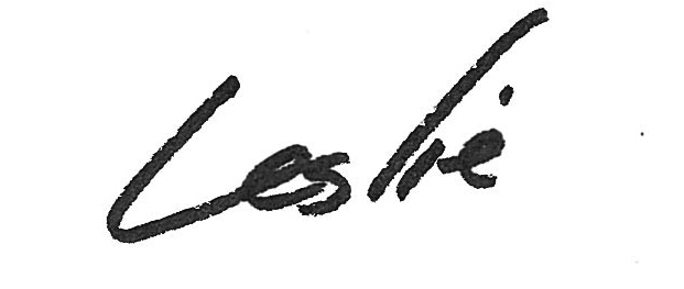 Leslie Ebert / Textile Designs's Signature