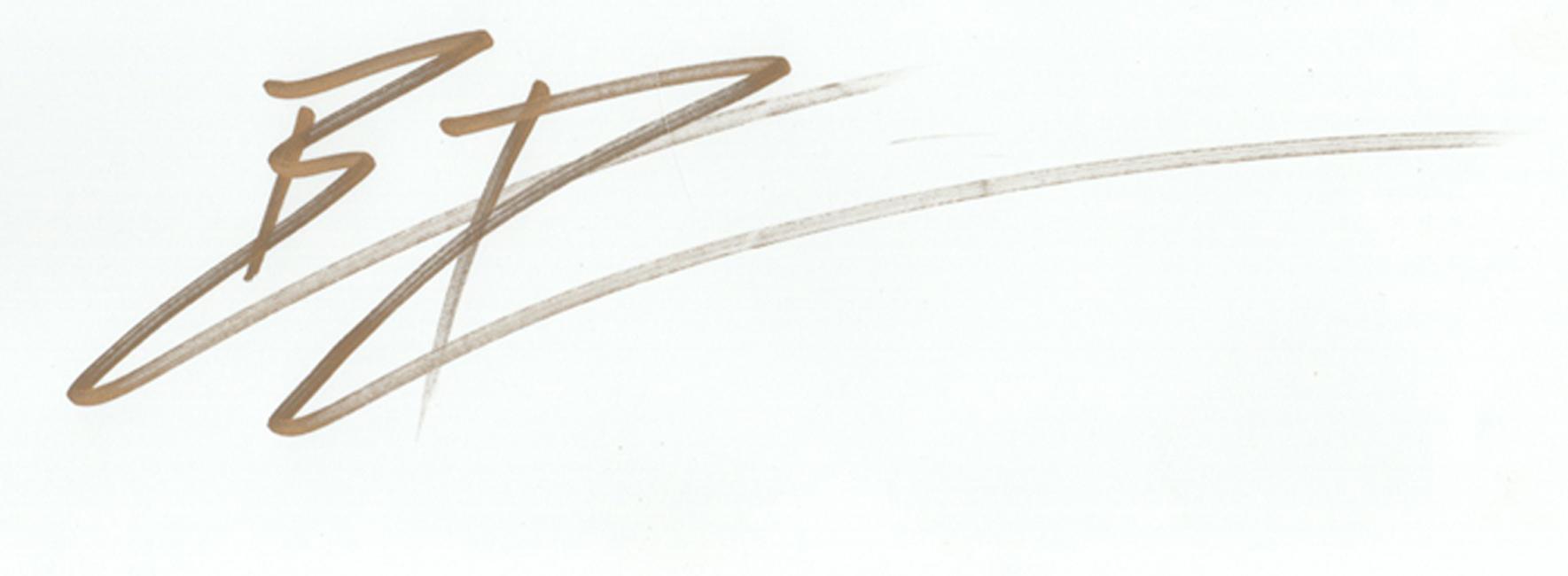 Brian  Ross's Signature