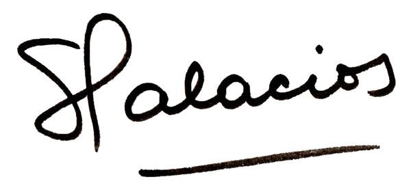 Sara Palacios's Signature