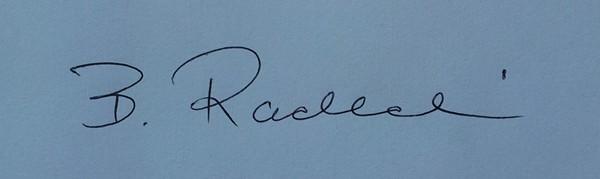Brigitte Radecki's Signature