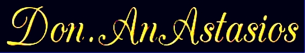 Don AnAstasios's Signature