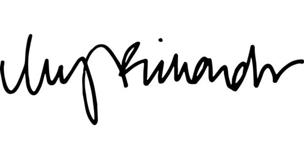Ivy Richards's Signature