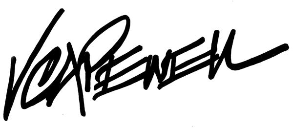 Valerie capewell's Signature