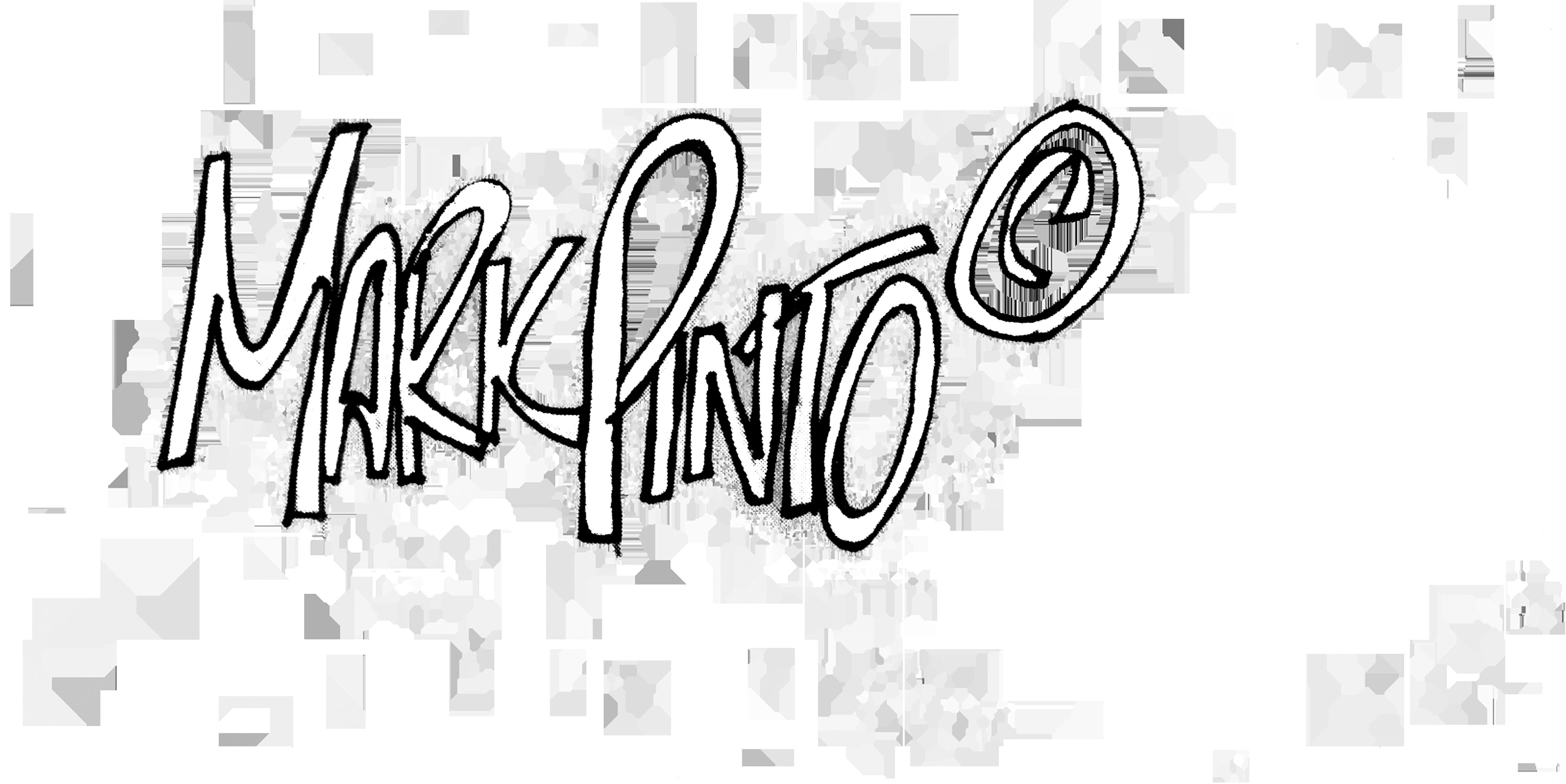 Mark Pinto's Signature