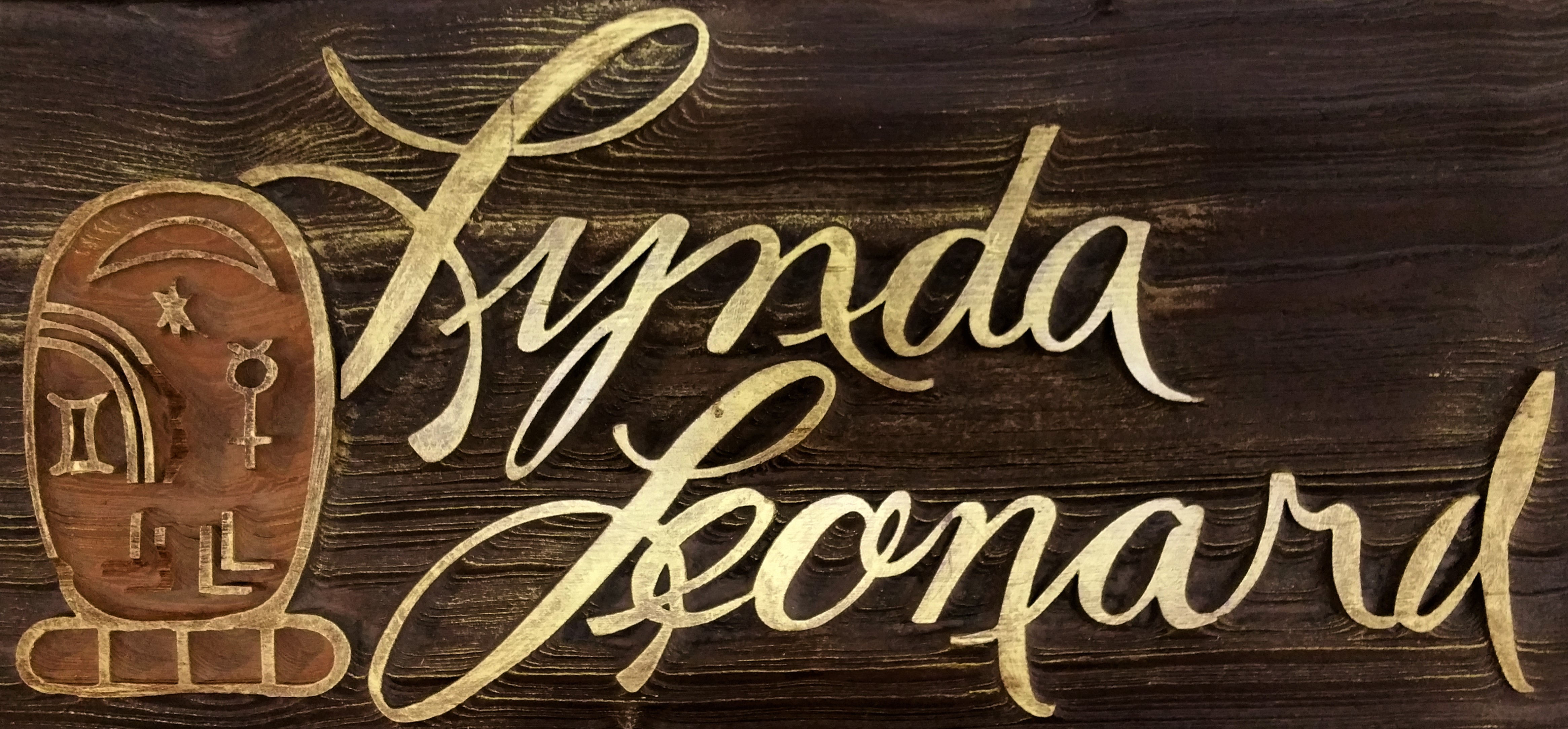 Lynda Leonard's Signature